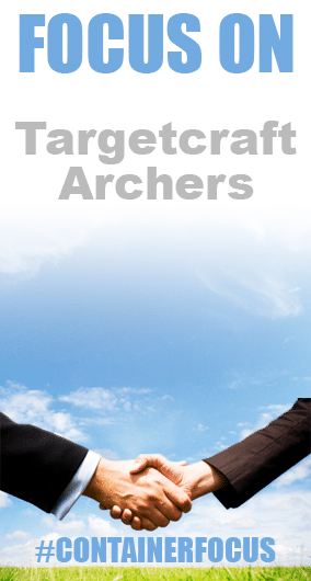CONTAINER FOCUS: Michael Nixon at Targetcraft Archers