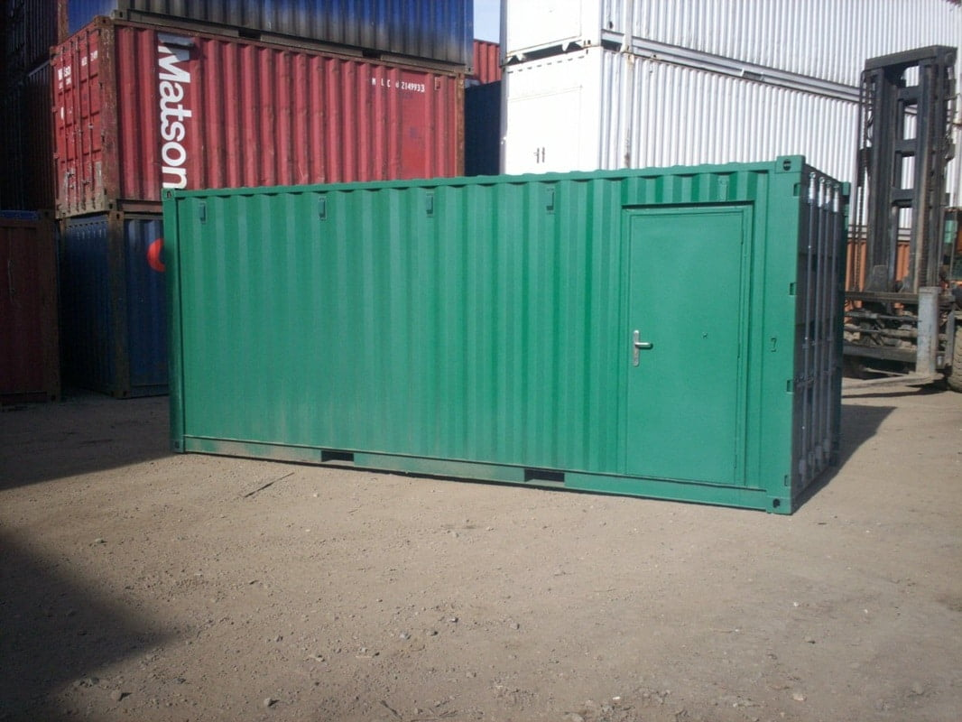 Domestic Storage Container