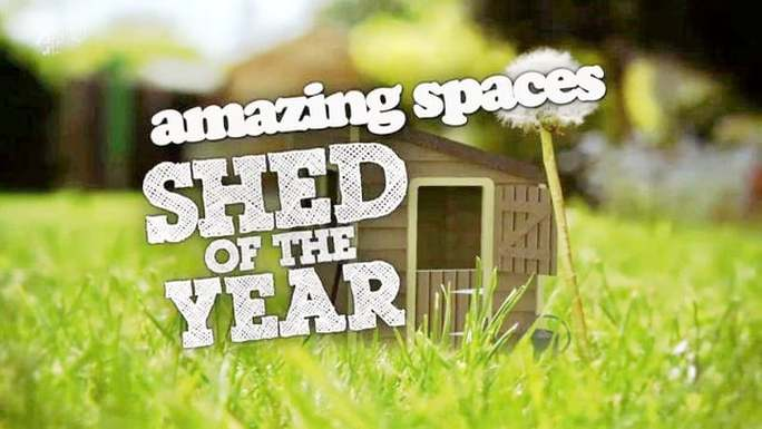 amazing spaces shed of the year 2015