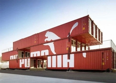 Container Retail Units
