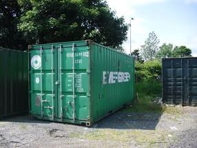 20ft Used Shipping Containers