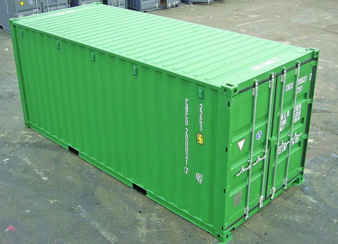 Do I need planning permission for Storage or Shipping containers?