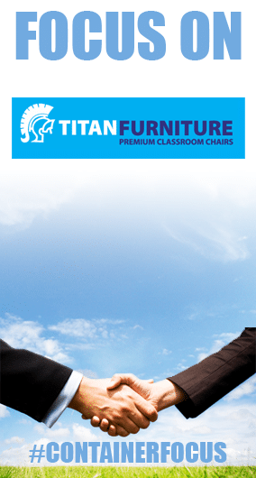 CONTAINER FOCUS | Andy at Titan Furniture UK Limited