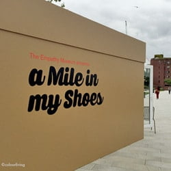 A Mile in My Shoes Exhibition