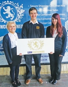 New Apprentices Join Lion Containers Ltd