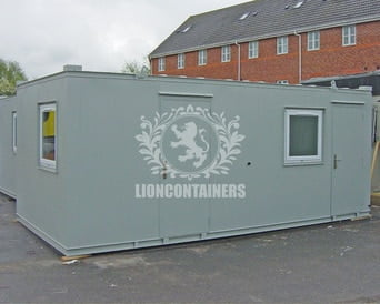 Changing Rooms For Your Sports Club