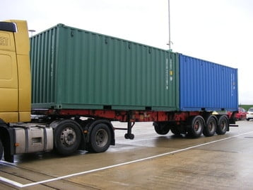 68 Immigrants Found Inside Shipping Container At Harwich International Port