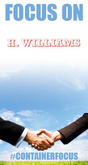 CONTAINER FOCUS: Christine Evans at H. Williams Haulage