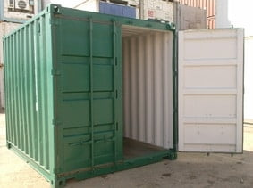 Allotment Storage Container