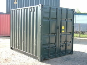 Sports Club Container