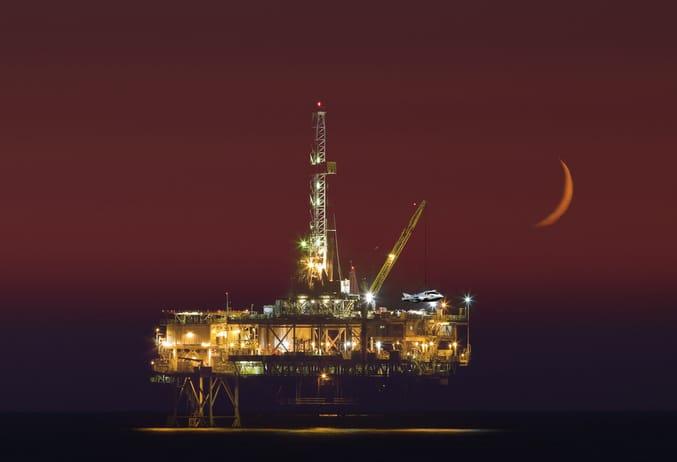 Offshore Santa has Struck Oil