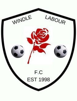 Windle Labour Football Club Logo