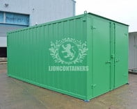 Can You Get Containers Outside Of The
