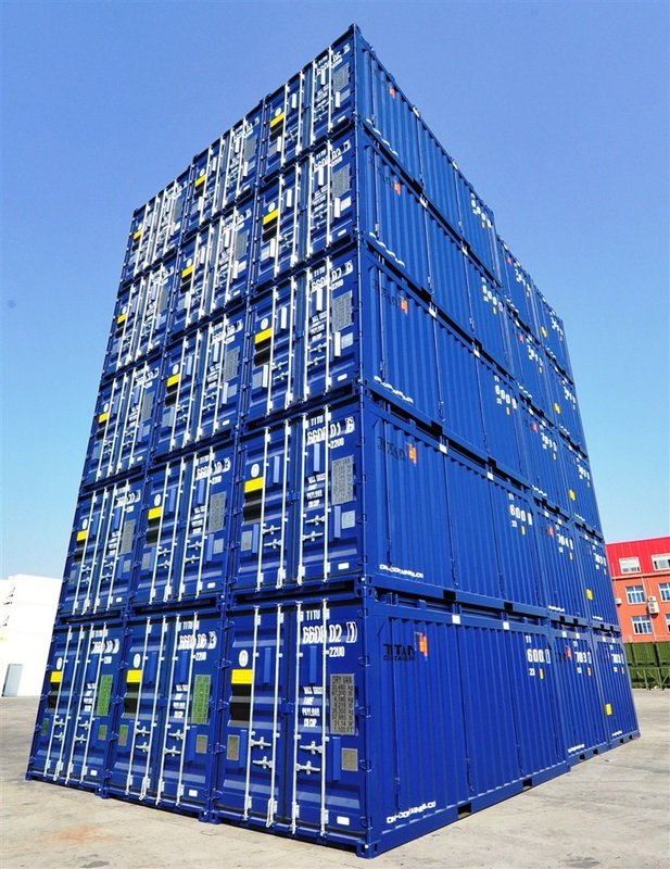 buying containers in bulk