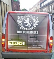Lion Containers Walsall