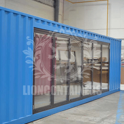 Shipping Container Entertainment Industry