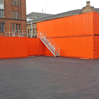Lion Containers' Favourite Container Conversions of 2014