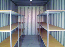 I Need A Steel Container For General Storage, Are They Suitable?