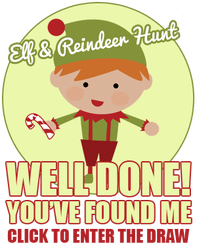 Join our Elf and Reindeer Hunt to Win 10% discount