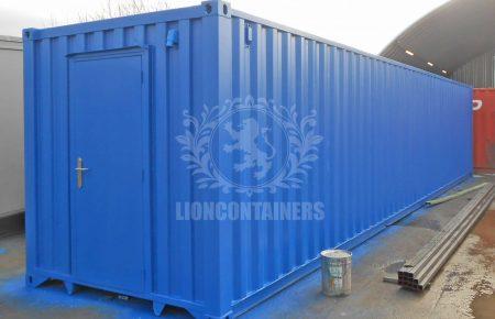 Biogas Container