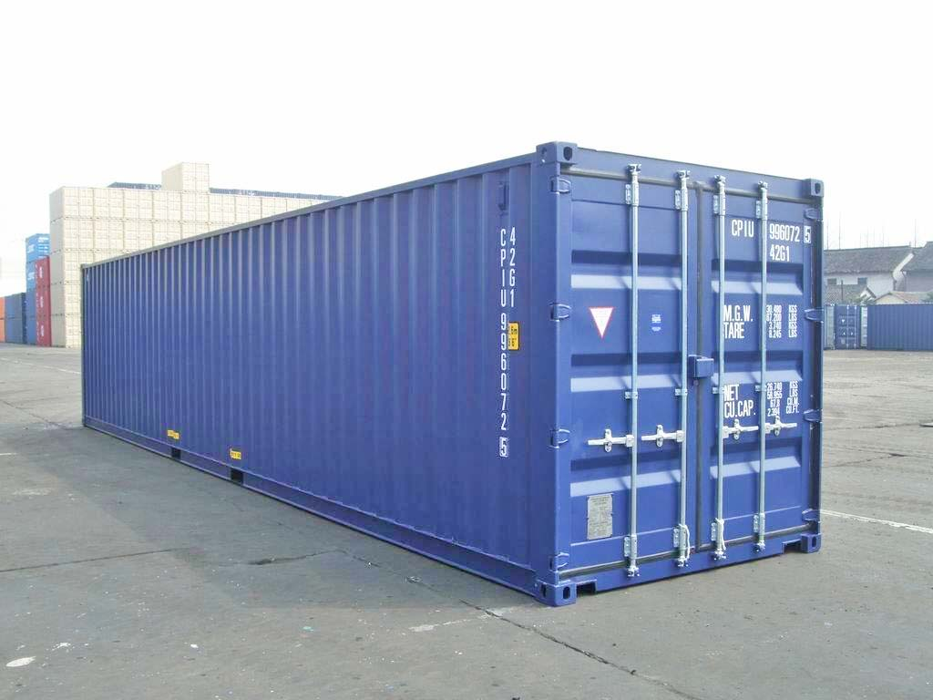40ft Shipping Container >> 40ft Shipping And Storage Containers For Sale