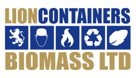 Biomass Shipping Containers