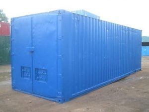 24ft Containers
