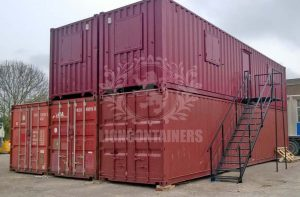 Container Canteen and Mess Room