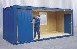 flat pack accommodation units
