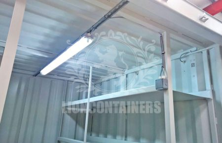 Shipping Container Lighting