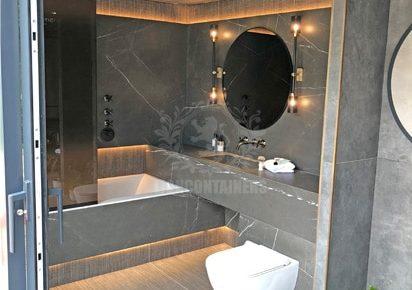 20ft Pop Up Bathoom Showroom Container