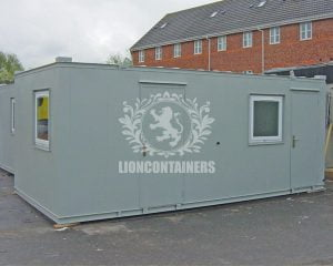 Welfare Unit Anti Vandal Containers
