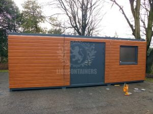 Shipping Container Doors