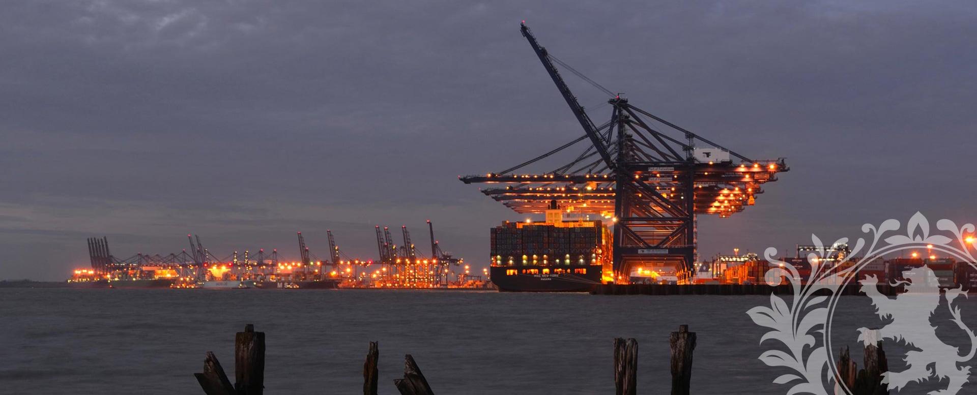 Felixstowe Containers