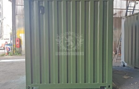 10ft Missile Systems Workshop Container