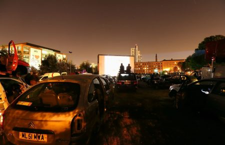 Empire Drive-In at The AND Festival