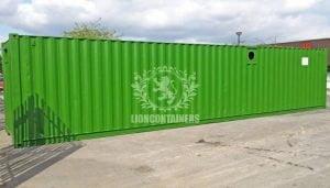 Biomass Store