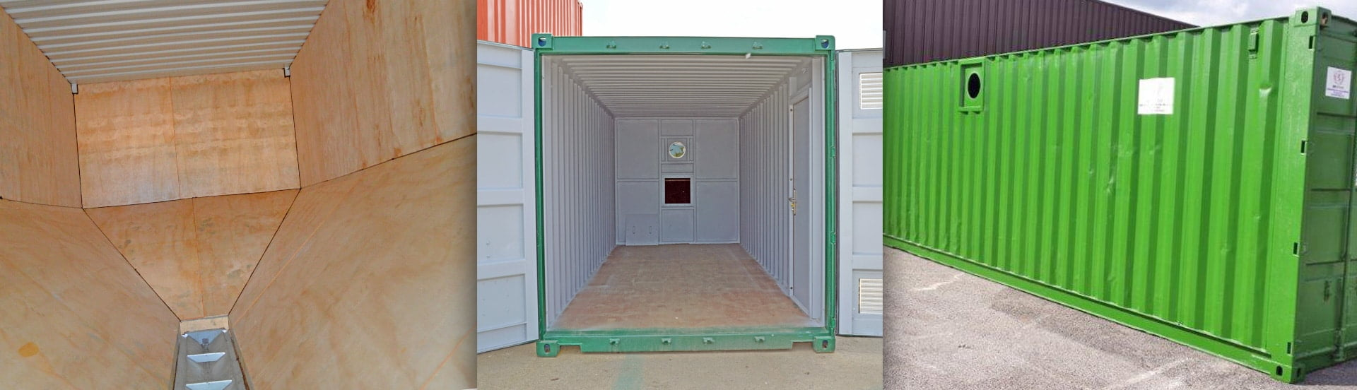 Biomass Containers