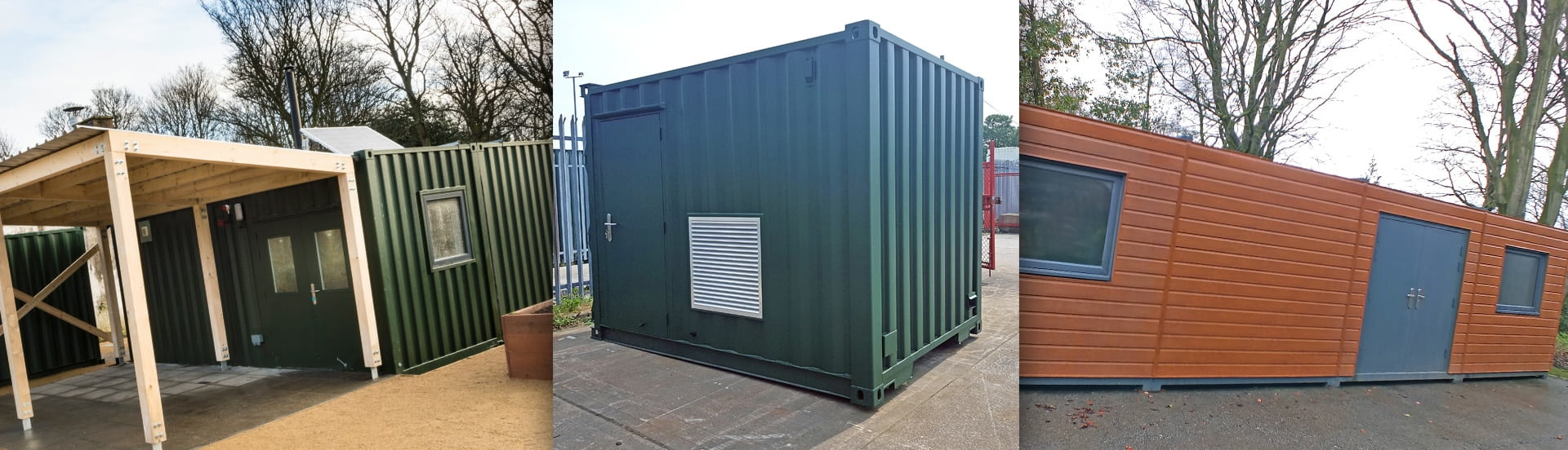 Container Personnel Doors