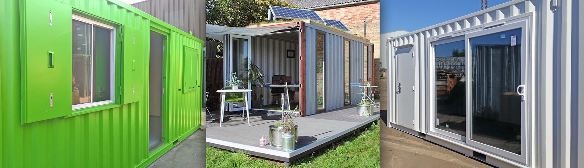 Garden Office Containers