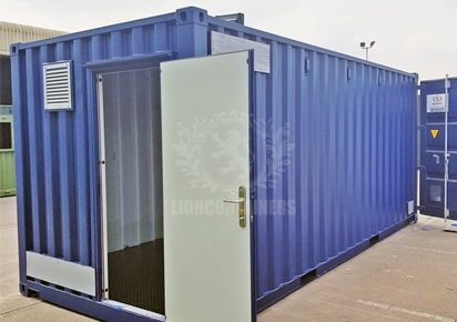 20ft Plant Room Container