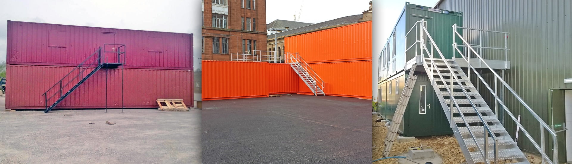 Container Staircases