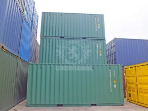 London Shipping Containers