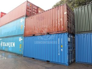 Yorkshire and Humber Shipping Containers