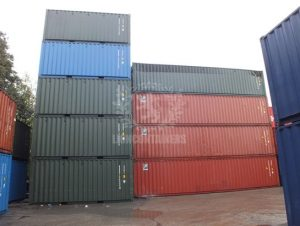 East Midlands Shipping Containers