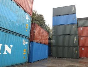 Shipping Containers in East of England