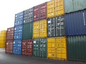 Shipping Containers in North East England