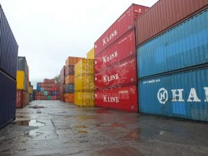 Shipping Containers in North West England