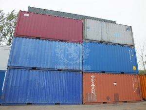 Shipping Containers in Scotland