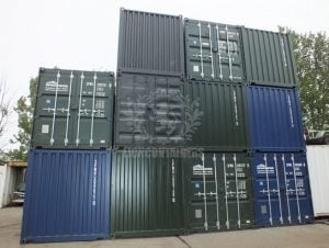 Shipping Containers in South West England
